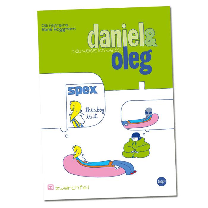 Daniel und Oleg